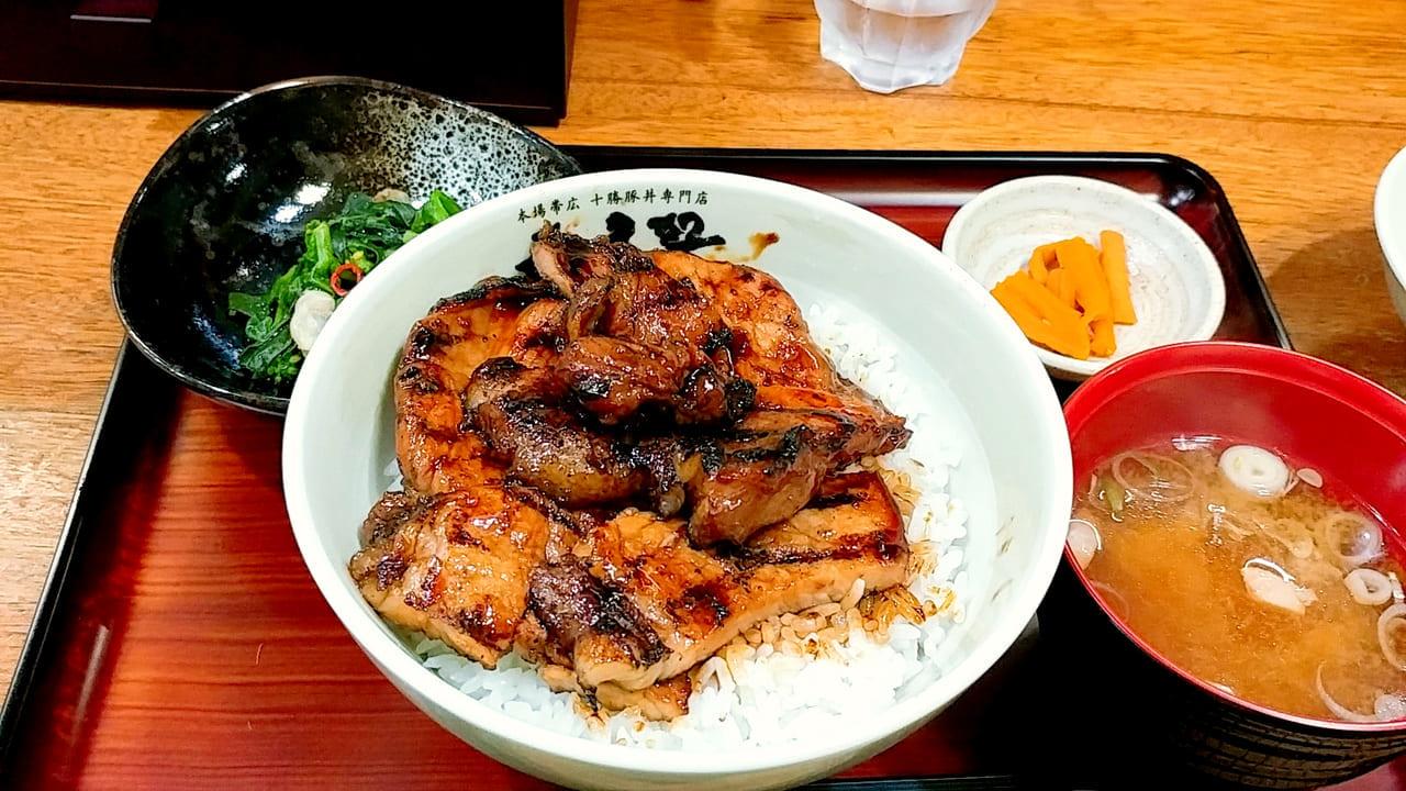 【帯広市】リニューアルオープンした㐂久好(きくよし)の豚丼のお味は?
