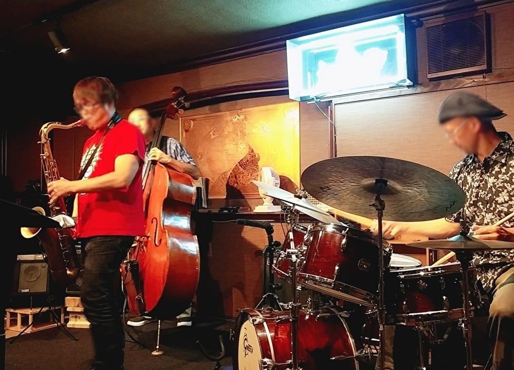 十勝 tokachi 帯広 ライブ ジャズバー Jazz