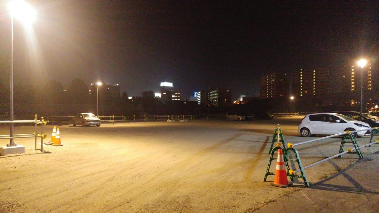 十勝 帯広 中央病院 駐車場
