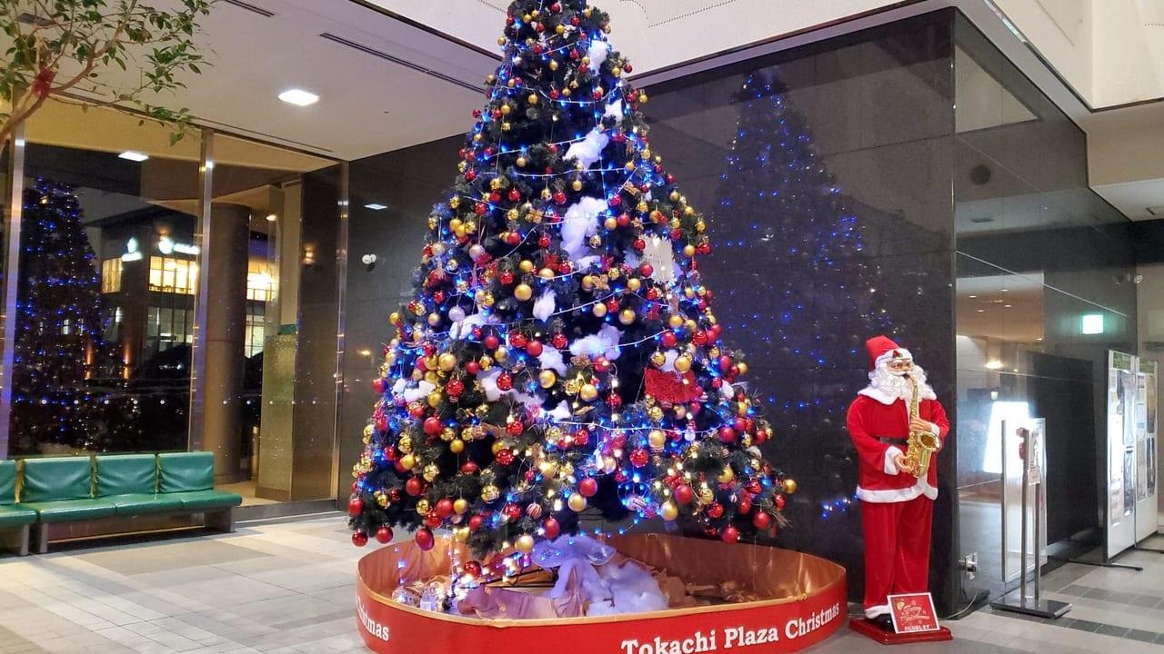 十勝 帯広 サンタ ツリー クリスマス