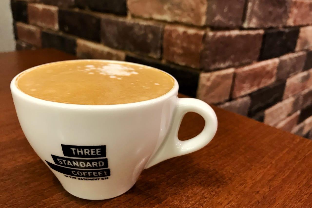 2021帯広駅直結THREE STANDARD COFFEEはオシャレな帯広カフェ